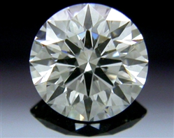 0.44 ct G SI1 A CUT ABOVE® Hearts and Arrows Super Ideal Round Cut Loose Diamond