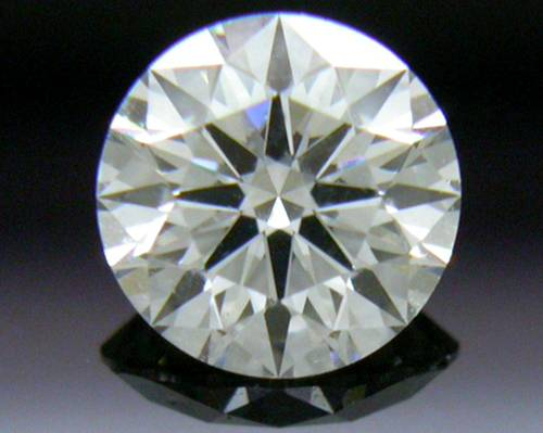 0.342 ct G VS2 A CUT ABOVE® Hearts and Arrows Super Ideal Round Cut Loose Diamond