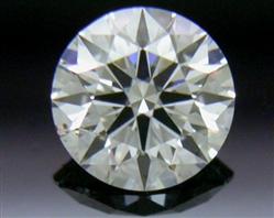 0.34 ct E VS2 A CUT ABOVE® Hearts and Arrows Super Ideal Round Cut Loose Diamond