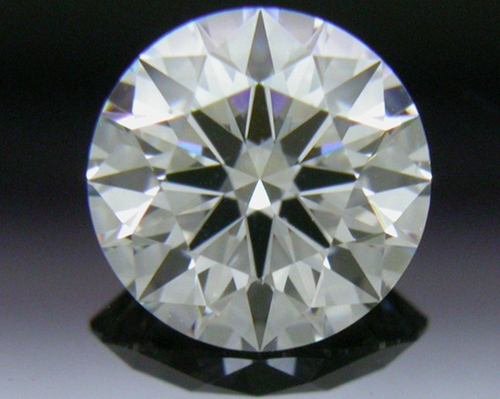 0.597 ct F VS2 A CUT ABOVE® Hearts and Arrows Super Ideal Round Cut Loose Diamond