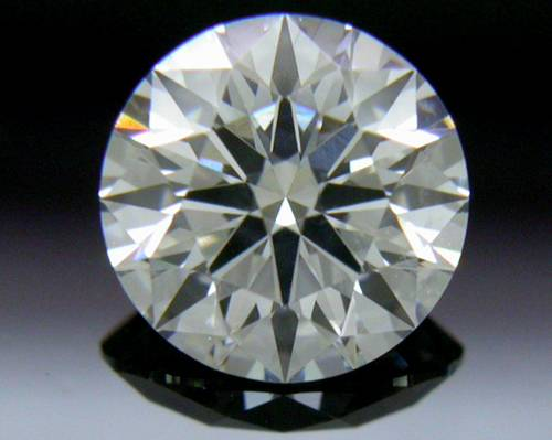 0.621 ct G SI1 A CUT ABOVE® Hearts and Arrows Super Ideal Round Cut Loose Diamond