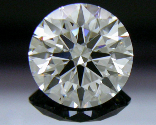 1.24 ct F VS1 A CUT ABOVE® Hearts and Arrows Super Ideal Round Cut Loose Diamond