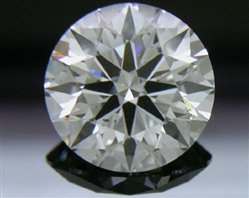 1.75 ct F SI1 A CUT ABOVE® Hearts and Arrows Super Ideal Round Cut Loose Diamond