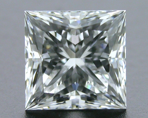 1.006 ct E VS1 A CUT ABOVE® Princess Super Ideal Cut Diamond