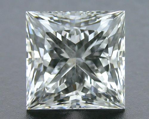 1.064 ct G VS2 A CUT ABOVE® Princess Super Ideal Cut Diamond