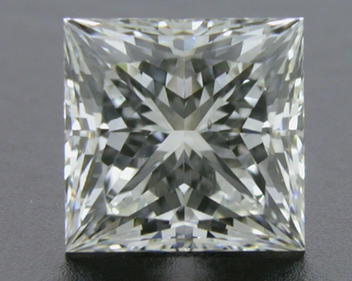 1.024 ct I SI1 A CUT ABOVE® Princess Super Ideal Cut Diamond