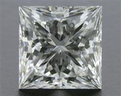 1.04 ct H SI1 A CUT ABOVE® Princess Super Ideal Cut Diamond