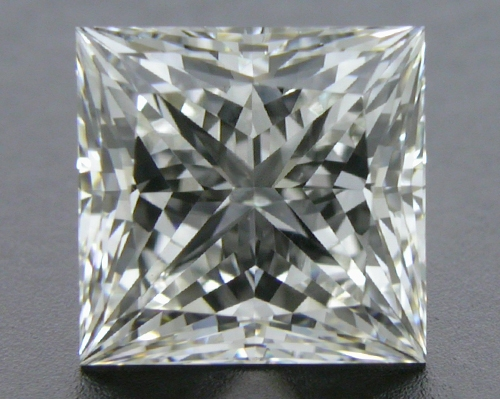1.092 ct J VS2 A CUT ABOVE® Princess Super Ideal Cut Diamond