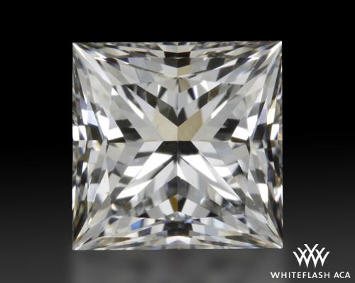 0.707 ct F VS1 A CUT ABOVE® Princess Super Ideal Cut Diamond
