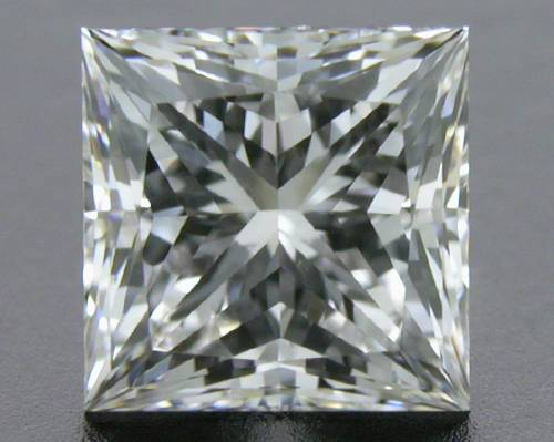 0.804 ct F SI1 A CUT ABOVE® Princess Super Ideal Cut Diamond