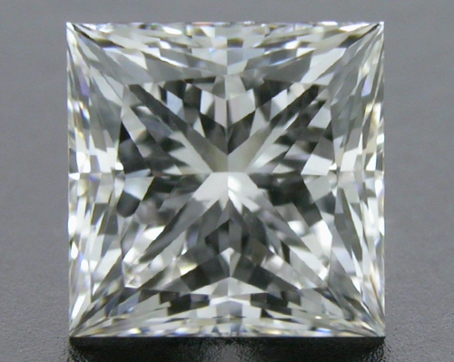 0.804 ct F SI1 A CUT ABOVE® Princess Super Ideal Cut Diamond