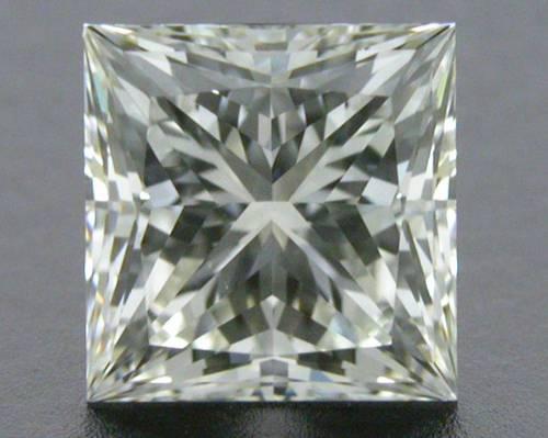 0.707 ct I VS1 Expert Selection Princess Cut Loose Diamond