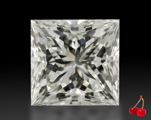 0.758 ct J VS1 Expert Selection Princess Cut Loose Diamond
