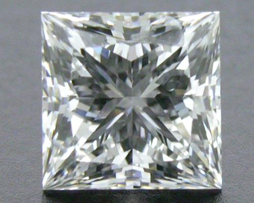 0.61 ct E VS2 Expert Selection Princess Cut Loose Diamond
