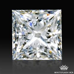 0.464 ct G VS2 A CUT ABOVE® Princess Super Ideal Cut Diamond