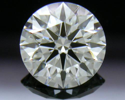 0.578 ct F VS1 A CUT ABOVE® Hearts and Arrows Super Ideal Round Cut Loose Diamond