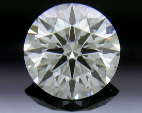 0.538 ct G VS2 A CUT ABOVE® Hearts and Arrows Super Ideal Round Cut Loose Diamond