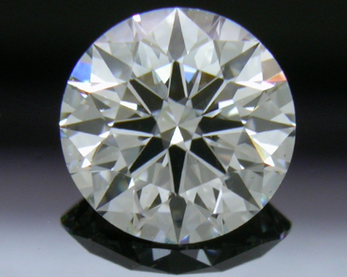 0.786 ct F VS1 A CUT ABOVE® Hearts and Arrows Super Ideal Round Cut Loose Diamond