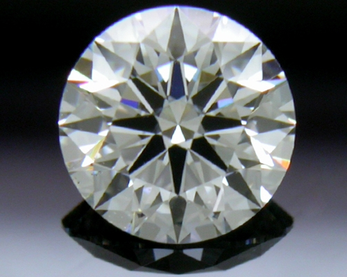 0.512 ct E VS2 A CUT ABOVE® Hearts and Arrows Super Ideal Round Cut Loose Diamond