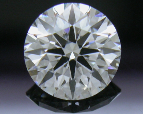 0.658 ct F SI1 Expert Selection Round Cut Loose Diamond