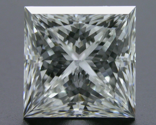 2.082 ct G SI2 Expert Selection Princess Cut Loose Diamond