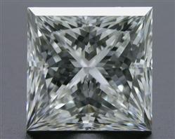 2.082 ct G SI2 Expert Selection Princess Cut Loose Diamond