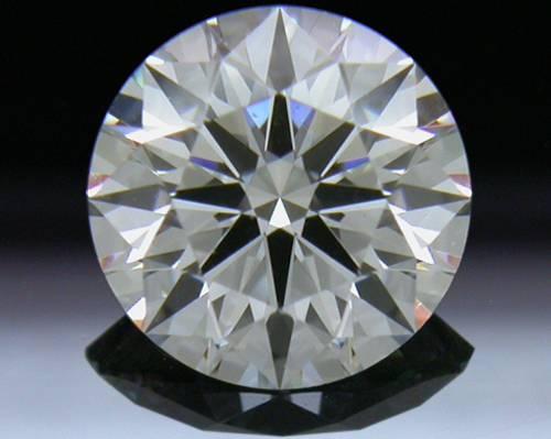 0.72 ct E VS1 A CUT ABOVE® Hearts and Arrows Super Ideal Round Cut Loose Diamond