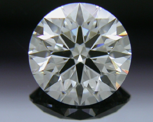 0.75 ct F VS1 A CUT ABOVE® Hearts and Arrows Super Ideal Round Cut Loose Diamond