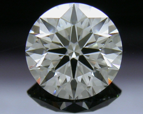 0.813 ct H VS2 A CUT ABOVE® Hearts and Arrows Super Ideal Round Cut Loose Diamond