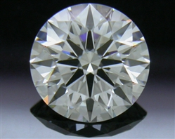 0.795 ct I VS2 A CUT ABOVE® Hearts and Arrows Super Ideal Round Cut Loose Diamond