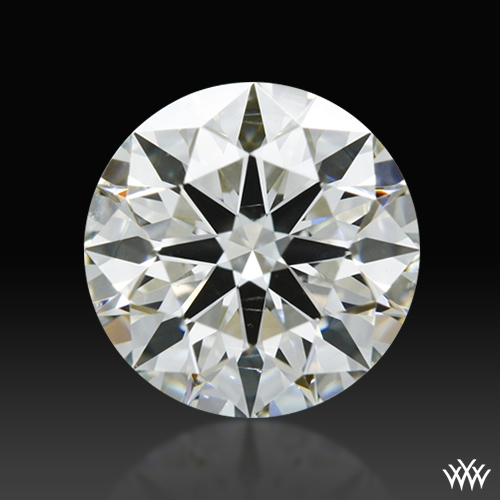0.792 ct I VS2 A CUT ABOVE® Hearts and Arrows Super Ideal Round Cut Loose Diamond