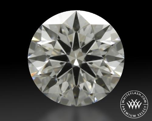 0.553 ct G VVS2 Premium Select Round Cut Loose Diamond