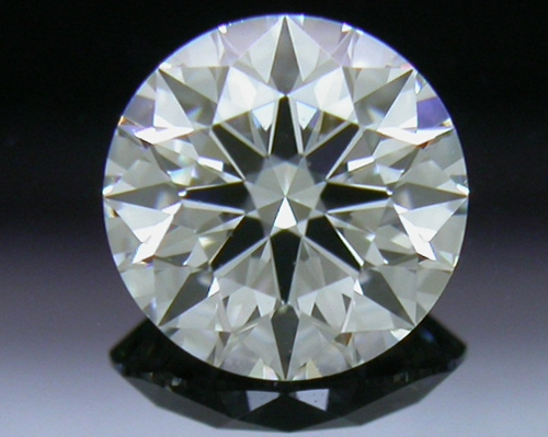 0.544 ct G VS1 A CUT ABOVE® Hearts and Arrows Super Ideal Round Cut Loose Diamond