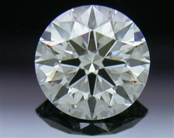 0.521 ct F VS2 A CUT ABOVE® Hearts and Arrows Super Ideal Round Cut Loose Diamond