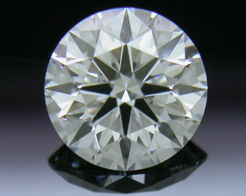 0.577 ct G VS1 A CUT ABOVE® Hearts and Arrows Super Ideal Round Cut Loose Diamond