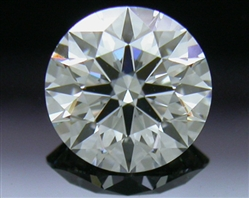 0.535 ct G VS1 A CUT ABOVE® Hearts and Arrows Super Ideal Round Cut Loose Diamond