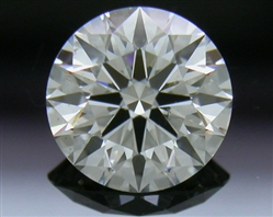 0.596 ct J SI1 Expert Selection Round Cut Loose Diamond