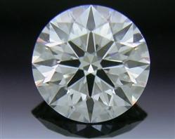 0.422 ct E VS1 A CUT ABOVE® Hearts and Arrows Super Ideal Round Cut Loose Diamond