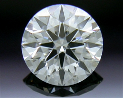 0.427 ct F VS1 A CUT ABOVE® Hearts and Arrows Super Ideal Round Cut Loose Diamond