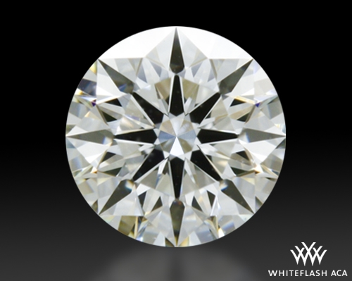 0.41 ct I VVS2 A CUT ABOVE® Hearts and Arrows Super Ideal Round Cut Loose Diamond