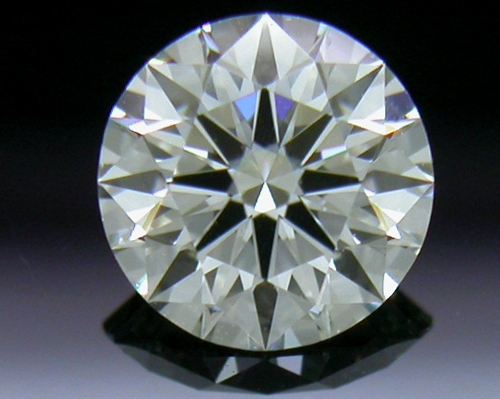 0.398 ct I VS1 A CUT ABOVE® Hearts and Arrows Super Ideal Round Cut Loose Diamond