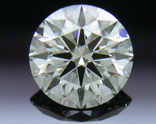 0.407 ct I VS1 A CUT ABOVE® Hearts and Arrows Super Ideal Round Cut Loose Diamond
