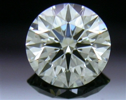 0.405 ct I VS1 A CUT ABOVE® Hearts and Arrows Super Ideal Round Cut Loose Diamond