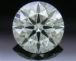 0.394 ct I VS2 A CUT ABOVE® Hearts and Arrows Super Ideal Round Cut Loose Diamond