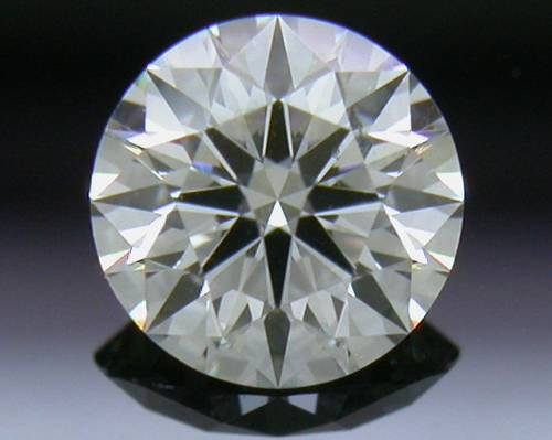 0.437 ct H SI1 A CUT ABOVE® Hearts and Arrows Super Ideal Round Cut Loose Diamond