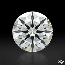 0.322 ct F VS1 Premium Select Round Cut Loose Diamond