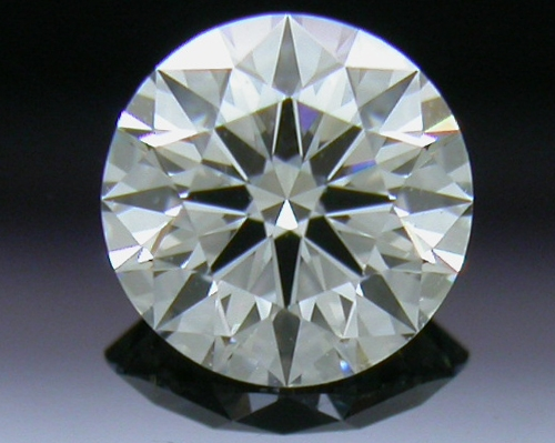 0.351 ct G VS1 A CUT ABOVE® Hearts and Arrows Super Ideal Round Cut Loose Diamond