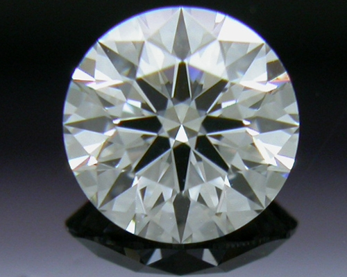 0.346 ct G VS1 A CUT ABOVE® Hearts and Arrows Super Ideal Round Cut Loose Diamond