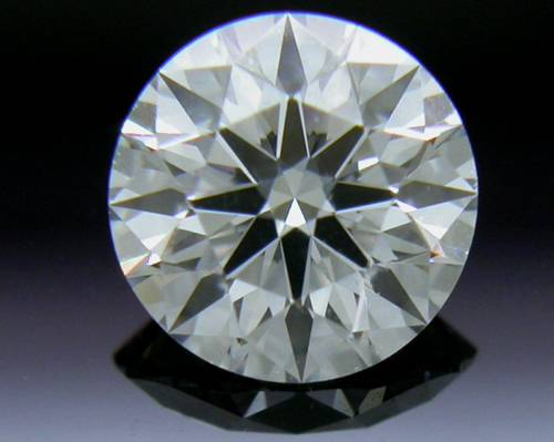 0.324 ct F VS1 A CUT ABOVE® Hearts and Arrows Super Ideal Round Cut Loose Diamond