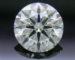 0.382 ct G VS1 A CUT ABOVE® Hearts and Arrows Super Ideal Round Cut Loose Diamond